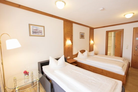 Double Room with an additional bed